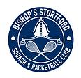 Logo Stortford Squash Logo Wide Boarder.