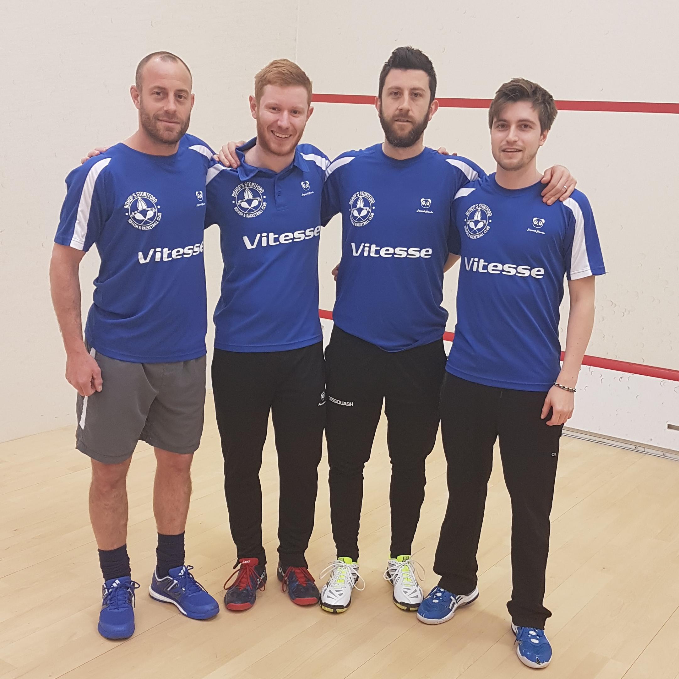 National Club Racketball Winners