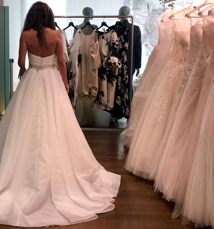 Vestiti da sposa usati