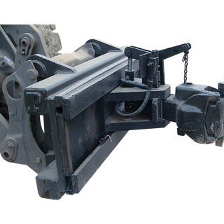 Railcar Couplers for Loaders