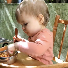 Recette bébé : Shan khao swe - poulet à la birmane - Birmanie 🇲🇲