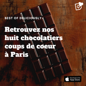 Our top 8 of the best chocolate shops in Paris 🍫