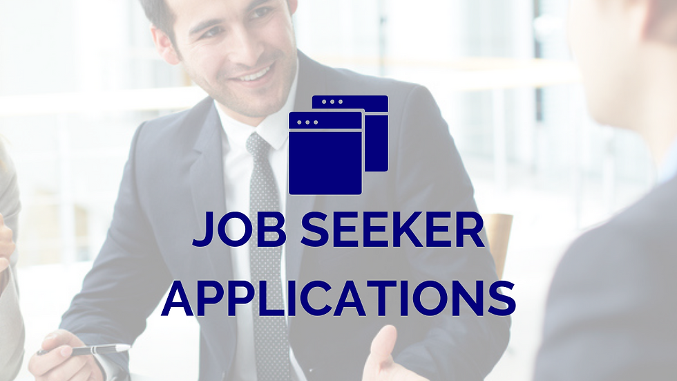 Job Application Completion