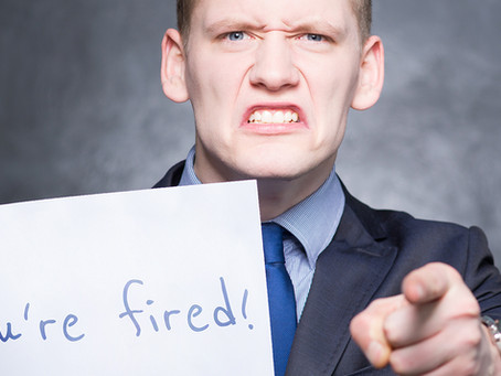 What Do I Include in My Application, if I was Fired?