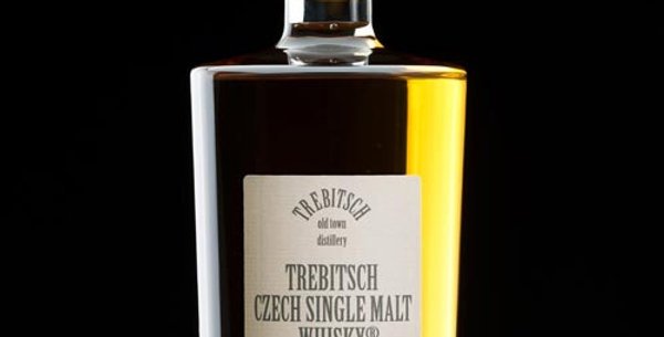 TREBITSCH Czech Single Malt Whisky 40 %