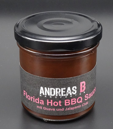 Florida Hot BBQ