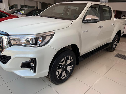 TOTOTA HILUX SRX 4X2 AT 0KM