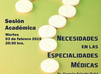 Necesidades Médicas