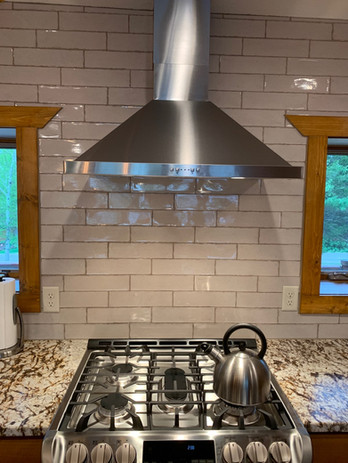 Subway Tile Kitchen