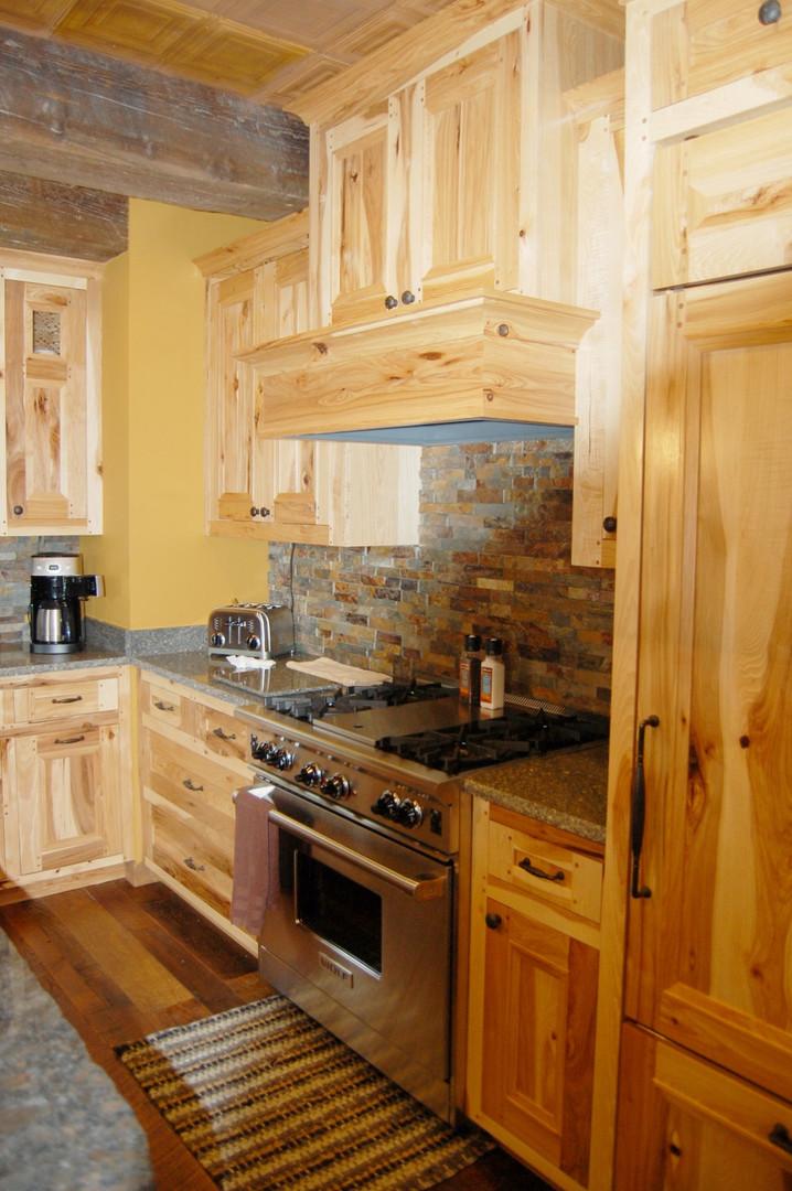 Warm Rustic Kitchen