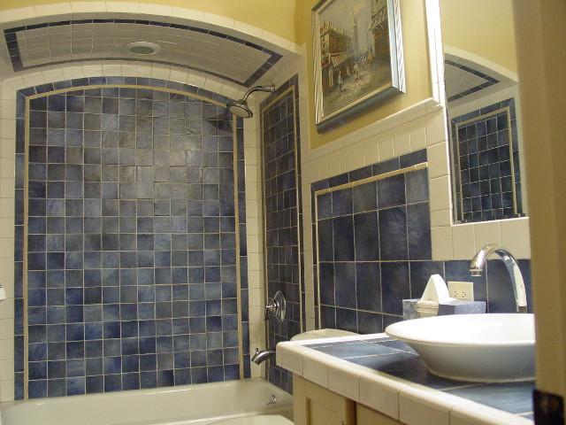 Custom Tiled Bathroom