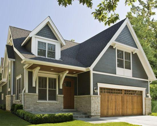 Craftsman Style 2-Story Home
