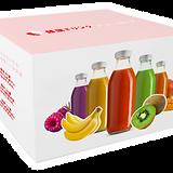 Box von Juices | www.rallye-meets-charity.de/machen-sie-mit
