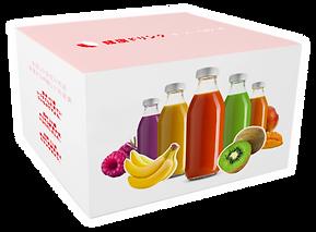 Scatola di succhi di frutta