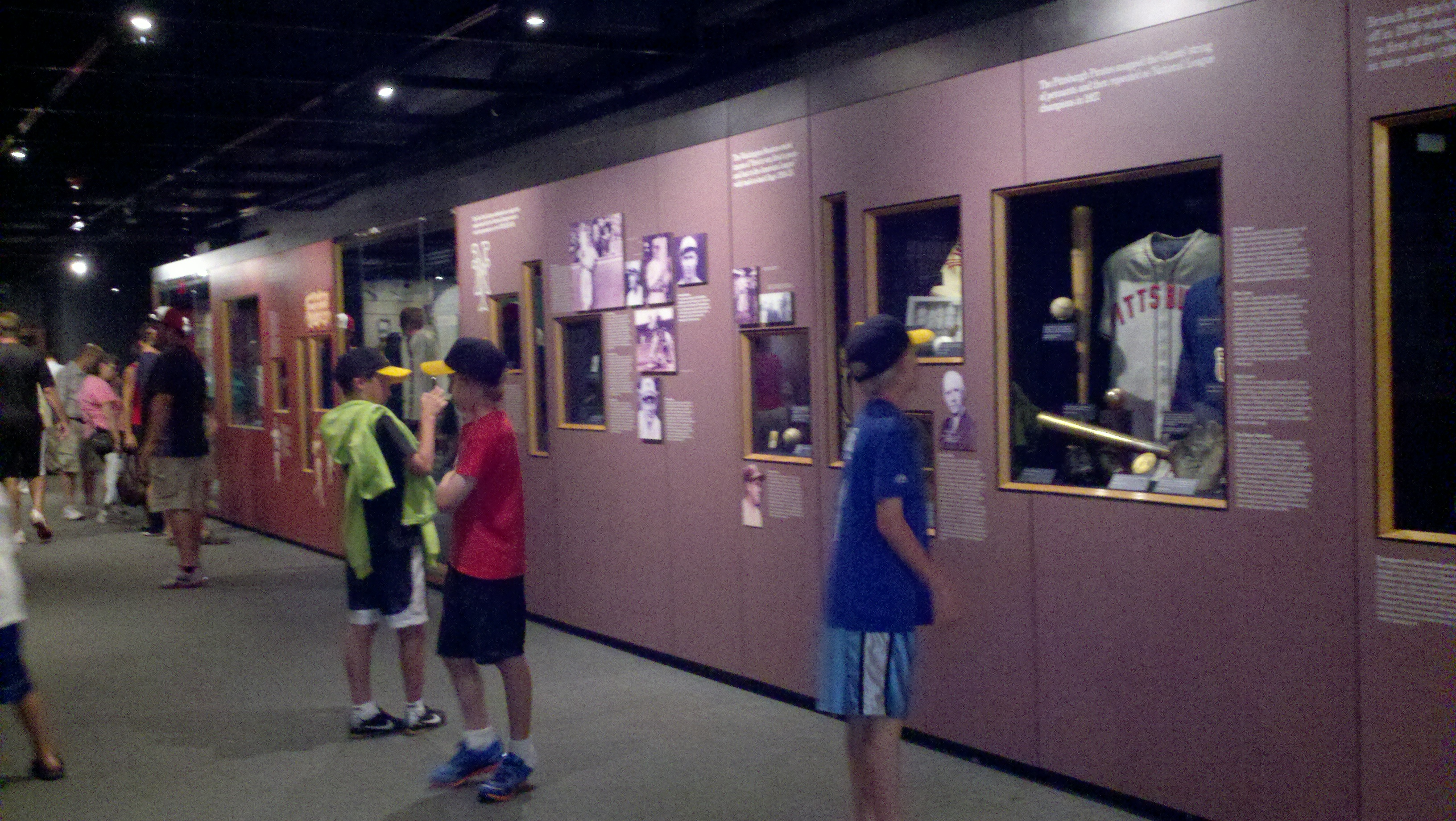 Inside the Hall of Fame