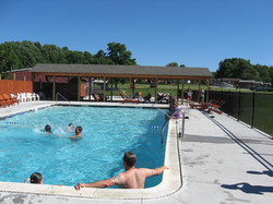 Recently Renovated Pool