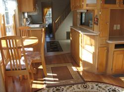 Living room toward doorway