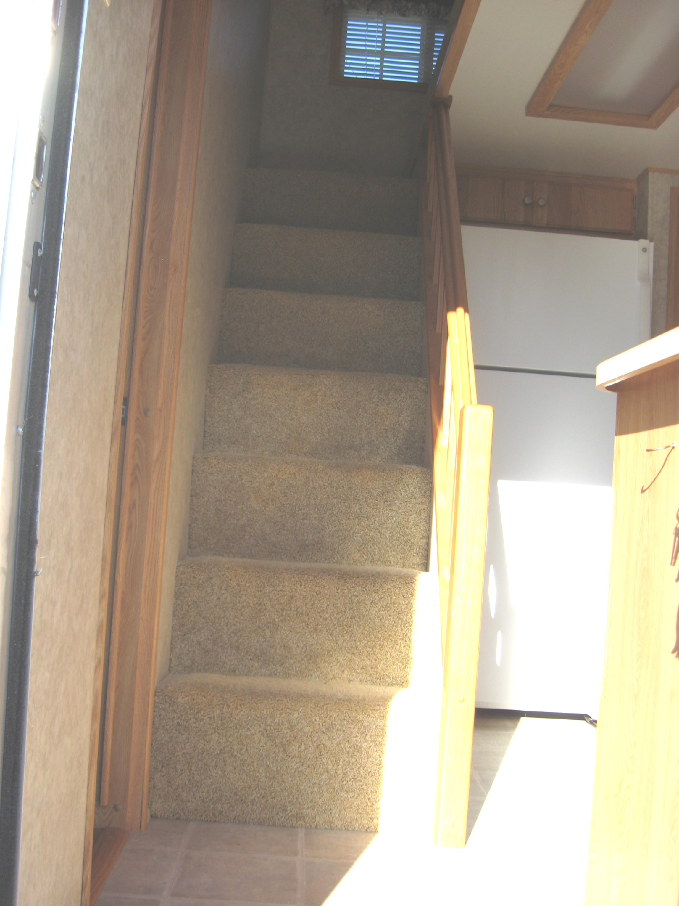 Stairs to loft 2