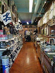 Baseball Card & Memorabilia Shops