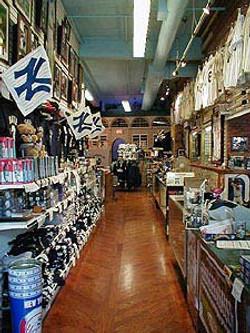 Baseball Card & Memorabilia Shops