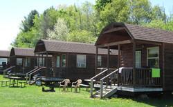 1 bedroom Cabins