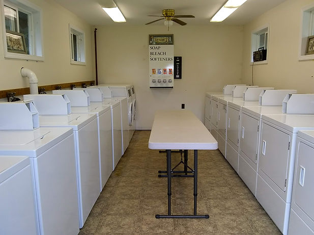 2019-New washers dryers North Laundromat