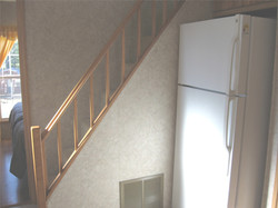 Stairs to loft 1