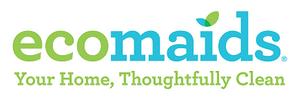 ecomaids email signature logo - Sharon C
