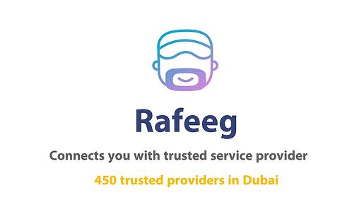Rafeeg App