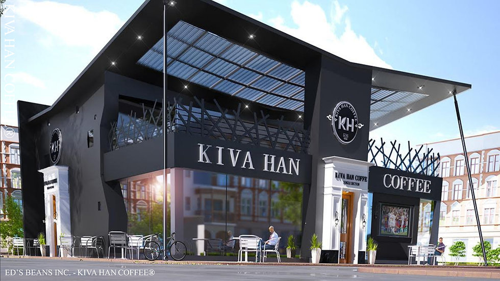 Kiva Han Coffee International Presentaio
