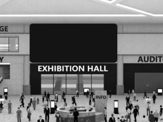 1st Virtual Exhibition for Franchise