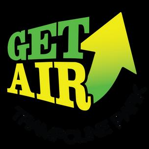Get Air 2019 Logo - Lindsay VanderBroek.