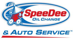 SpeeDee Oil Change & Auto Service Logo-0