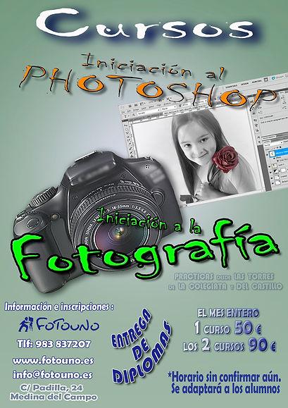 CURSO/TALLER DE FOTOGRAFÍA