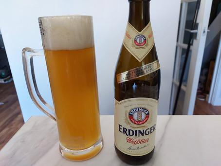 Blog#45. Erdinger Weißbier. Bavarian Beauty
