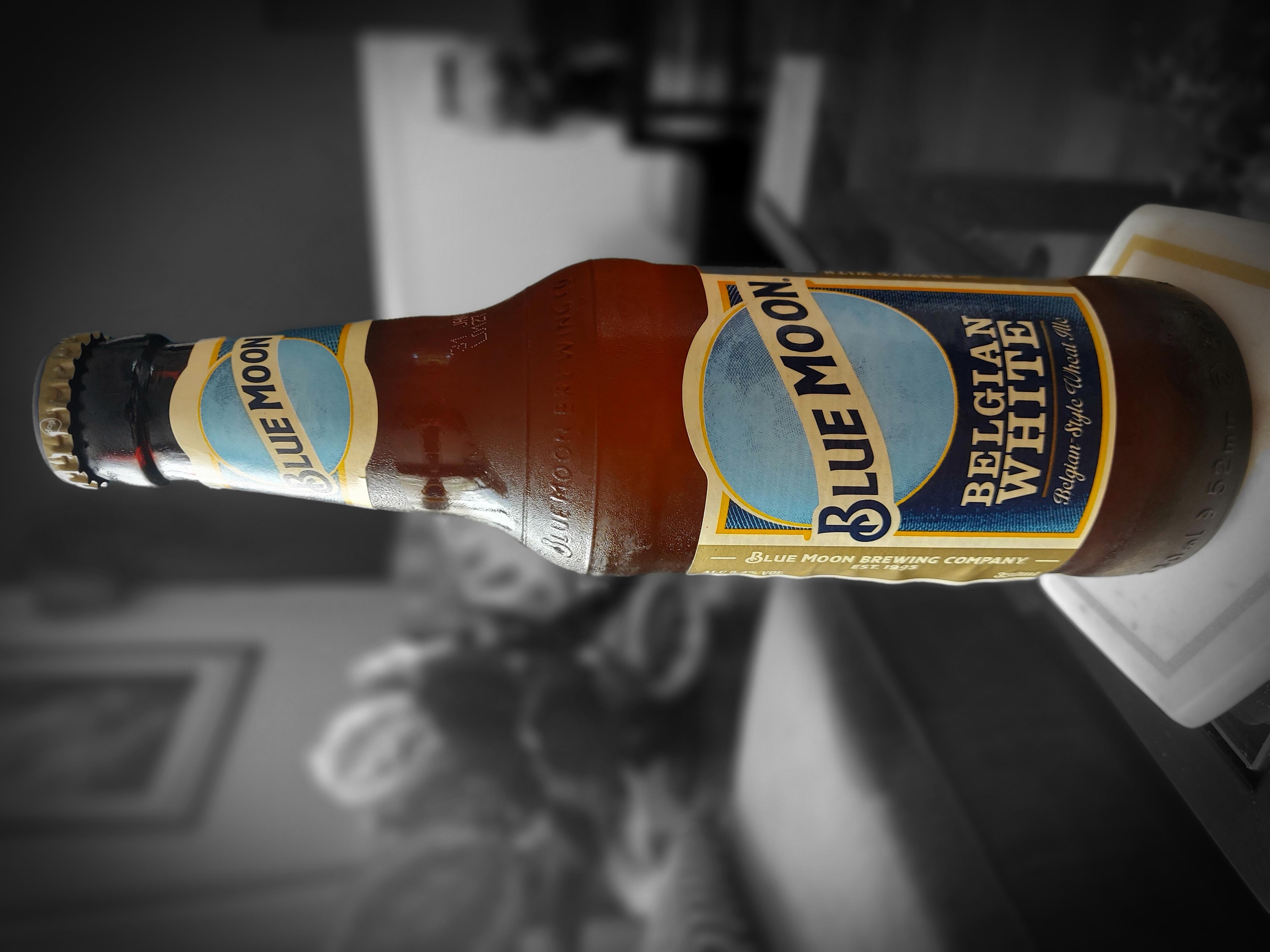 Blue Moon Wheat Beer