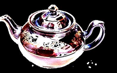 Vintage Victorian Teapot