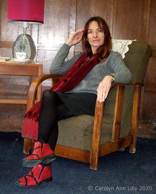 Carolyn Ann Lilly - English Afternoon Tea Course Tutor