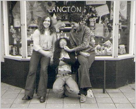 Pierre Langton - Dutch Tour