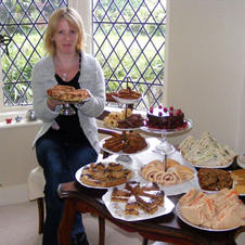 Tracey's tea party presentation