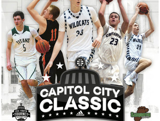 2nd Annual Capitol City Classic presented by Adidas Basketball set to Tip-Off December 21-22-23 at W