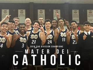 Mater Dei (CA) Wins Capitol Auto Group Division Championship on Spectacular Last-Second Shot by Fres