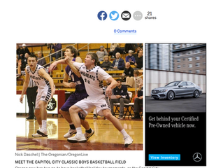 "OregonLive.com: ""Oregon now has two go-to boys holiday basketball tournaments..."""
