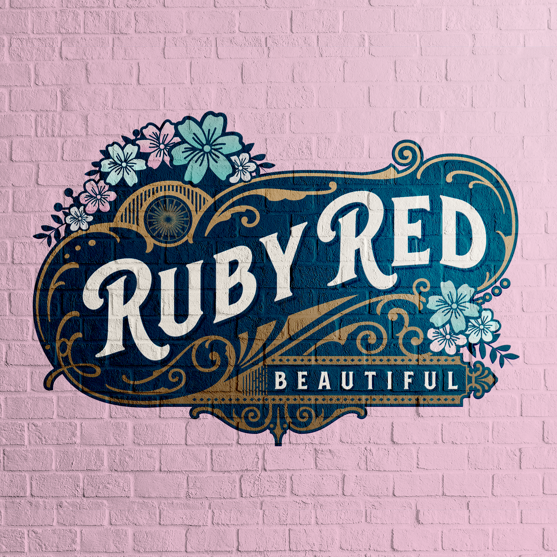 Ruby Red Beautiful