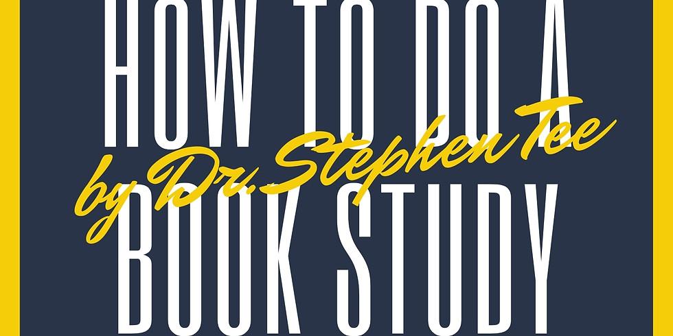 How to do a book study