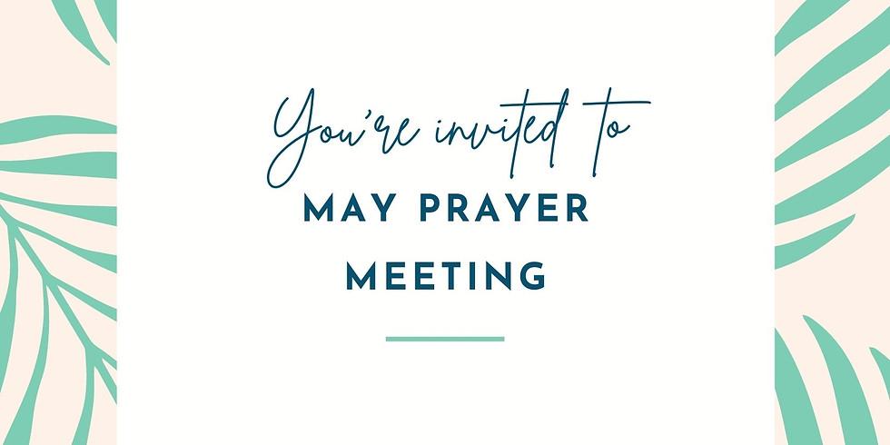 May Prayer Meeting