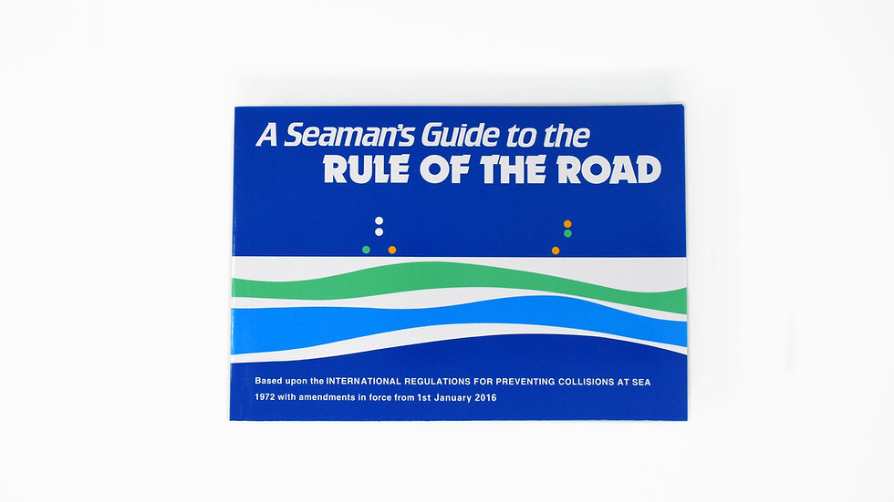 A Seaman's Guide to Rule of the Road, Morgans