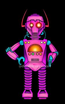 Evil-Natured Robot