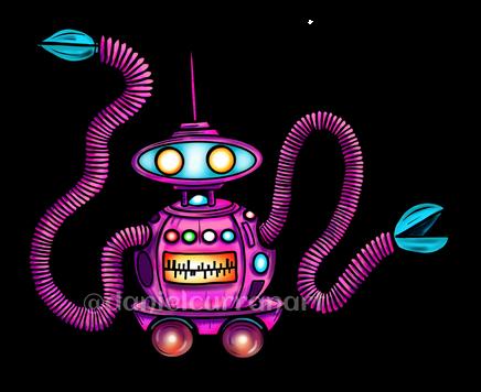 Vacuum Robot
