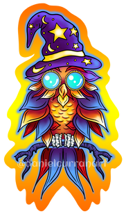 Wizard Owl